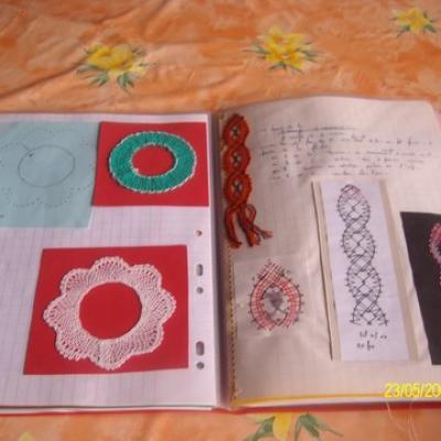 mon cahier d'apprentissage