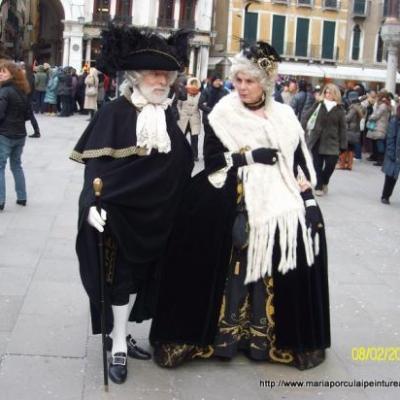 Carnaval de VENISE 2010