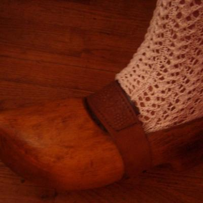 tricot aux aiguilles