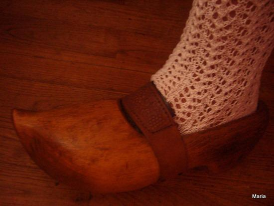 Chaussettes de coton