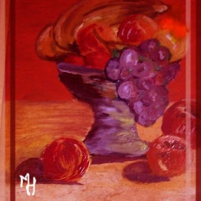 La coupe de fruit