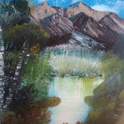 Le Lac n°3 de Maria