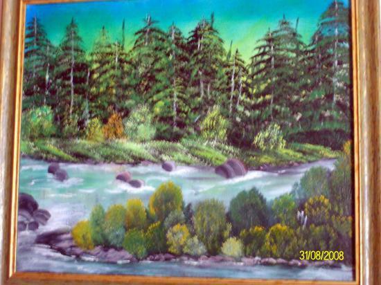 La rivière de Jacques